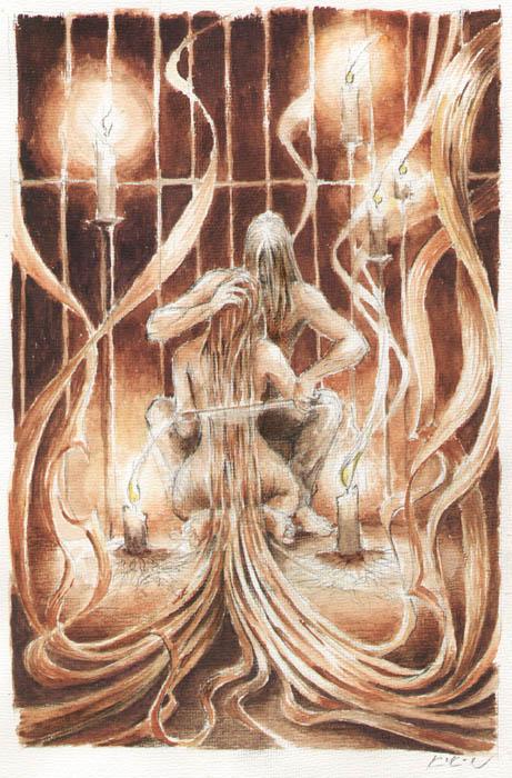 Fantasy A Sci Fi Dantova Fantaskni Galerie Obrazy Malby Kresby